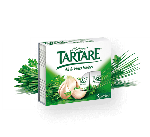 Tartare Ail Fines Herbes 6 portions