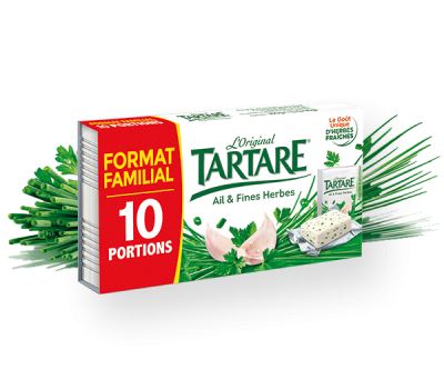 Tartare Ails et fines herbes 10 portions