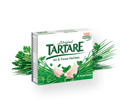 Tartare Ail & Fines Herbes 6 portions